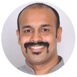 Harish Vaidyanathan,Head - Products,Vymo