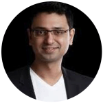 Vishwas Mudagal,CEO & Co-Founder,GoodWorkLabs